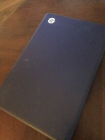 Black HP62 laptop - outlet for charging not working so battery is dead. For parts or repair