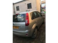 Automatic Ford Fiesta Ghia very low mileage