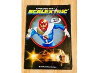 Vintage Adventures With Scalextric 1981 Catalogue