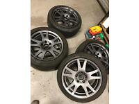 For genuine CLS wheels with good tires