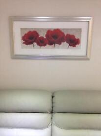 Taskers poppy picture £10