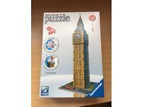 3D Ravensburger Puzzle Big Ben
