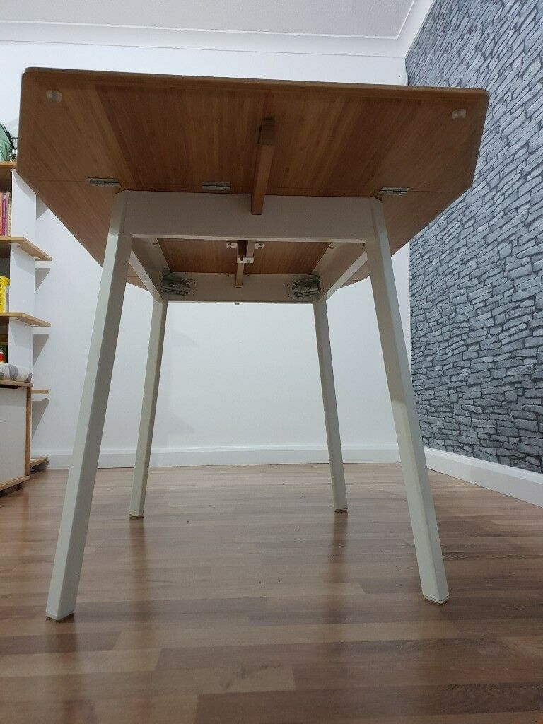 IKEA PS2012 drop-leaf dining table, design by Jon Karlsson ...
