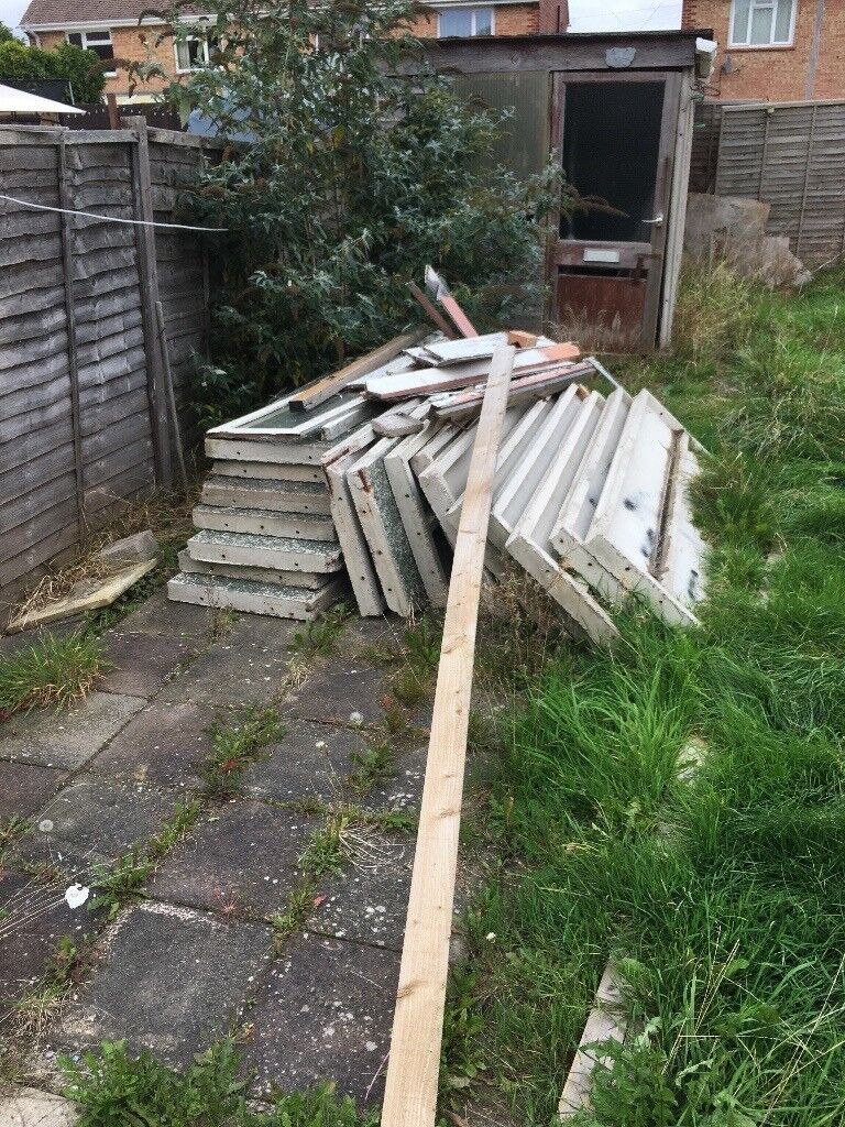 Free concrete sectional shed