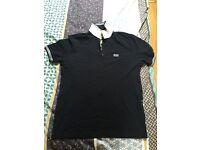 Hugo boss polo shirt L
