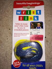 Child's Wrist Lead New