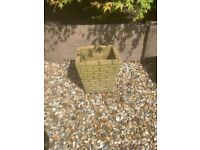 1 x Stone Garden Planter for sale £13