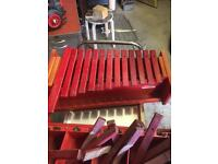 Xylophone for spares
