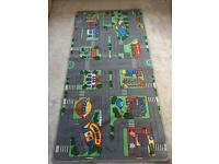 *FREE** Car Play Mat