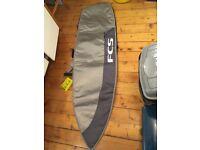 New unused FCS surfboard bag