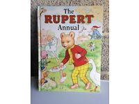 Rupert Annuals - 1987 - 1992 - 1998