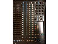 Allen & Heath QU16 digital mixing desk