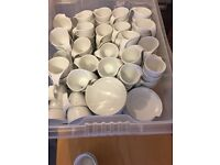 Espresso cups & saucers - New