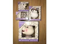 Disney Beauty and the Beast Mrs Potts & Chip Primark Collection