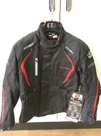 oxford subway small motorcycle jacket