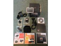 TomTom GO 910 Car SAT NAV GPS Receiver with GB, Europe, USA and Canada Maps Speed Cameras