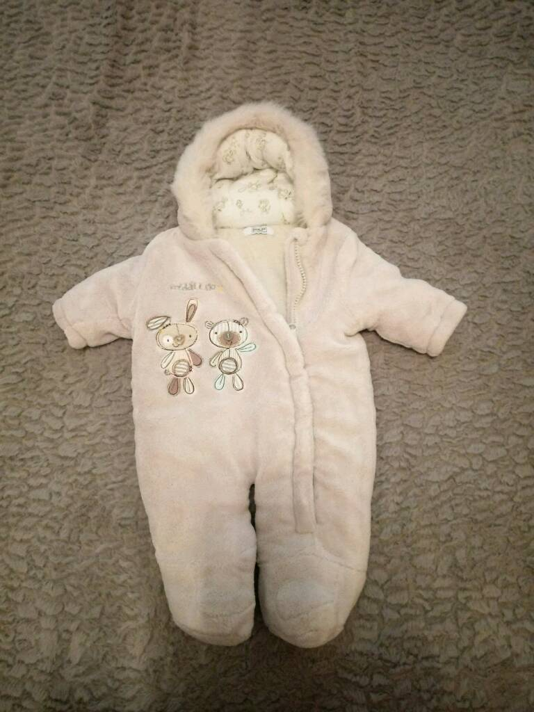 Snowsuits and Jackets (all different sizes)