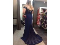 Royal Blue Formal Dress size 16 PLEASE READ
