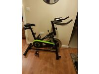 Jll indoor cycling/spinning bike