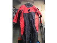 Scuba diving drysuit