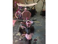 Baby/Toddler smart Trike