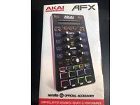Akai AFX Serato controller brand new in box