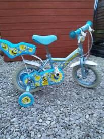 Child's honey bee bike £15