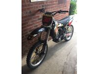 rmz 250 4 stroke immaculate condition
