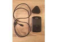 Black Blackberry Curve 9360