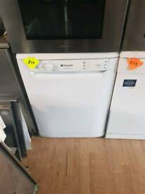 Hotpoint fdl570 dishwasher good condition perfect working order