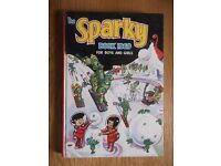 The Sparky Book for Boys and Girls 1969 - children's comic annual