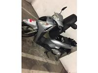 Honda sh125cc | fully working | MOT | £550
