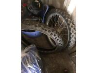Spares for yz 85