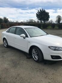 seat exeo full service history including major service, 1 owner from new NOT AUDI A4, BMW, A3