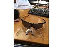 Oakley M frame sun glasses