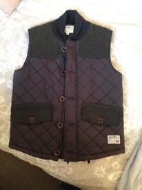 Jack Wills sleeveless jacket