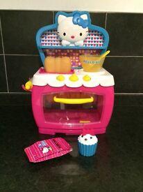 Hello kitty magic kitchen