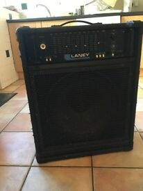 Laney DP100 Bass Amp
