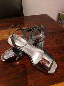 OFFICE heeled shoes
