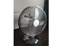 Steel Fan 10 inch for sale