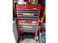 Tool cabinet, Pro version with keys and all working