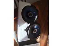 Pioneer TS H177 Speakers (Pair) Used but in excellent working condition