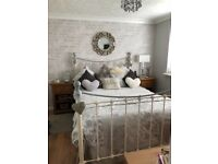 King size bedstead for sale. £150ono.