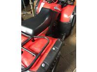 Quad, Quadbike ATV Suzuki Ozark ono