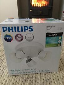 Philips MyLiving Spot Light White (LED)