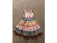 Summer dress age 9-12 months