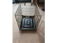 Dog cage/ crate for small dog or puppy