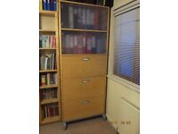 5 tier filing cabinet