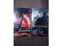 2 Metal Gear Solid PSP Games