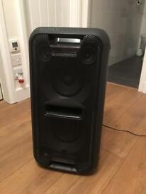 Sony SOLD. Pending collection. GTK-XB7 Bluetooth, speaker with built in amp